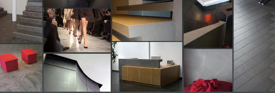 roxiflex les panneaux plaquage b ton souple. Black Bedroom Furniture Sets. Home Design Ideas